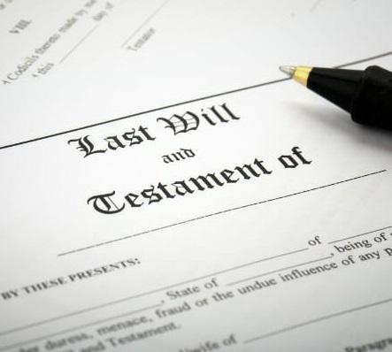 Why do I need a will